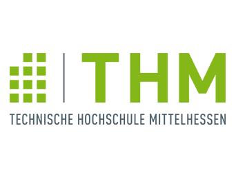 Logo Technische Hochschule Mittelhessen - THM